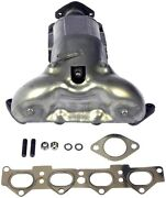 Catalytic Converter With Integrated Exhaust Manifold Dorman 674-980