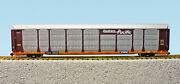 Usa Trains G Scale Bi Level Auto Carrier R17174 Southern Pacific Tuscan Yellow