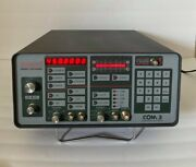 Ramsey Com 3 Communications Service Monitor W Case/bag And Manual Com3