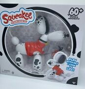 Squeakee The Balloon Dog 60+ Sounds And Movements Responds To Voice Dalmation
