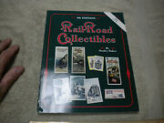 Railroad Collectibles 1990 Stanley Baker 4th Edit Price Guide Collector Book