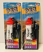 Pez Dispensers Lot Of 2 Delivery Trucks Nice And Up Market Fresh Walgreens Nip