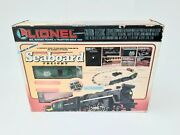 Lionel Seaboard Freight Train Set 6-11915 Die Cast Metal Engine With Light/smoke