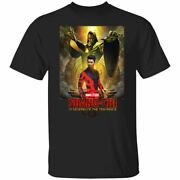 The Legend Shang-shi And The Legend Of Ten Ring T-shirt Fan Marvel Heroes Tee