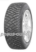 4x Pneus Hiver Goodyear Ultra Grip Ice Arctic 235/55 R18 104t Xl Studded With Mf