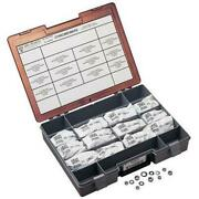 Drag Specialties Ds-190650 Chrome Washer And Hex Nut Assortment