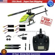 Eachine E180 6ch 3d6g System Dual Brushless Motor Rc Helicopter Rtf Xmas Gift