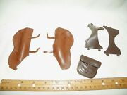 Vtg Marx Johnny West Replacement Parts Chapssaddlebag