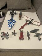 Lego Exploration Mars 7471 And Star Wars Sets    Please Read