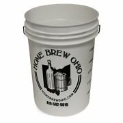 Midwest Brewing And Winemaking Supplies 6.5 Gal Plastic Fermentor Without Lid