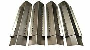 Set Of Four Universal Bbq Grill Flame Tamers For Bull Bbq Grill Models