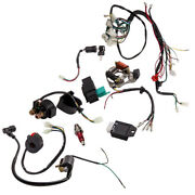 Cdi Harness Stator Assembly Wiring Kit For Honda-style Engines Gy6