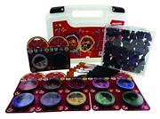 Ruby Red Paint Inc. Prostamp Professional Stamp - Face Painting Kit 14x11x3.5...