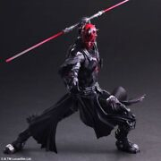 Play Arts Star Wars Darth Maul Pvc Action Figure Collectible Model Toy