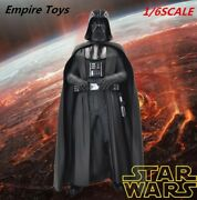 16 Star Wars Darth Vader Pvc Action Figure Collectible Model Toy