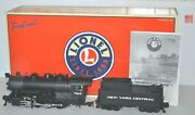 Lionel 6-11110 Nyc 0-8-0 7805 Steam Switcher Loco And Tender O Gauge Ob
