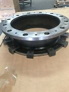 High Vacuum Steel Spools Od 16 Id 12 Machine Side Od 14 With An O-ring Groove