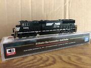 Atlas N Scale Master Line Gold Series Sd-60e Locomotive With Sound
