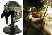New Uc1384 Uc1384ltlb Limited Edition Helm Of Gimli Lotr Lord Of The Rings 131