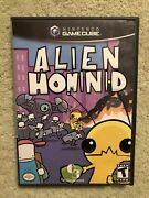Alien Hominid Nintendo Gamecube 2004 Complete W/ Manual - Tested And Working