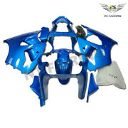 Ms Injection Mold Fairing Bodyset Fit For Kawasaki 2000-2002 Zx6r Zx-6r Abs Z035