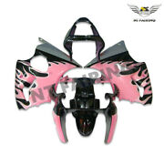 Ms Injection Fairing Pink Abs Fit For Kawasaki Ninja 2000 2002 Zx6r 636 Z013