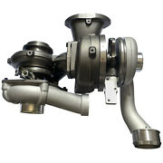 High And Low Pressure Turbochargers For 2008 - 2010 Ford F-250 F-350 F-450 6.4l