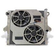 Flex-a-lite Extruded Core Radiator A Nd Electric Fan Kit 111729