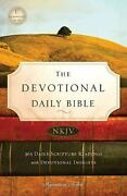 The Devotional Daily Bible New King James Version [signature] Thomas Nelson Pu
