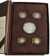 2009 Us Mint Lincoln Coin And Chronicles Set