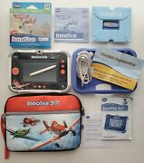 Vtech Innotab 3s Tablet Disney Planes Edition Case Game Wifikids Educational