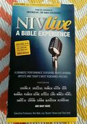 Niv Live A Bible Experience Audio Bible Old And New Testament Cd 125 Store Price