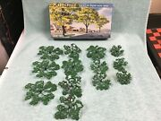 Vtg. 1950andrsquos Plasticville 1628-100 Shade Tree Replacement Parts Only