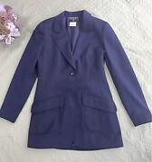 Tailored Jacket From Japan Fedex No.8526