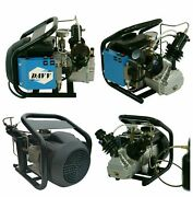 110v 4500psi Air Compressor For Pcp Paintball Tank Filling Portable For Home Use