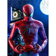 Pre-sale Sold Out Hot Spiderman Mk4 Hottoys