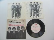 The Beatles Uk Fan Club Christmas Record 1964 Complete With Newsletter