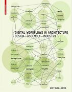 Digital Workflows In Architecture Design - Assembly - Industry By Marble New-.