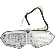 Competition Werkes Integrated Taillight Clear Fits Yamaha Yzf-r6 2003-2005