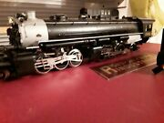 O Scale Right Of Way H6 2-6-6-2 Cando Beautiful Brass