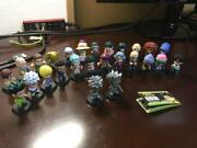Hunter X Hunter Anime Heroes All 24 + 2 Types Of Figures Used Ship From Jpn
