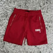 Scarface X Shoe Palace Limited Edition Red Shorts Men Size Small Rare