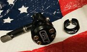 Gt Dyno Piston Quill Stem Old Mid School Bmx Black With Matching Seat Clamp