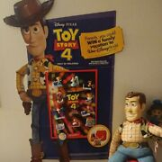 Not Released In Japan America Mcdonald's Toy Story Happy Set