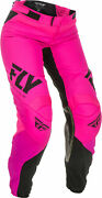 Fly Racing 372-63808 2019 Womenand039s Lite Race Pants