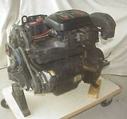 1995 Omc 3.0 Liter Motor Engine Only 120 Hrs Fresh Water 4 Cyl Gm I/o Boat