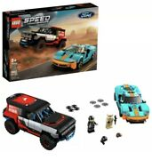 Bundle Lego Speed Champions Ford Gt Heritage Edition And Bronco R 76905 And 76903