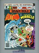 The Brave And The Bold And The Best Of The Brave And The Bold 7 Issue Lot
