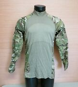 Us Military Issue Multicam Ocp Camouflage Massif Army Combat Shirt Acs Fr Small