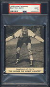 1959 Kahnand039s Wieners Billy Ray Smith Psa 9 Pittsburgh Steelers